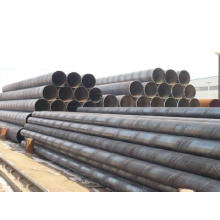 Spiral Submerged-Arc Welding Steel Pipe