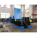Compacteur de profilé en aluminium de rebut métallique hydraulique
