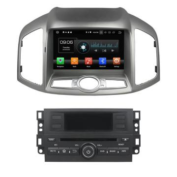 Chevrolet Capativa 2016 android 8.0 bil stereo system