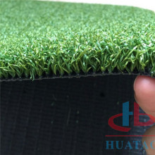 Utomhus Curly Garn Golf Sports Artificial Turf