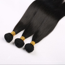 Good feedback wholesale Brazilian hair weave 20inch silk straight