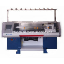 Новейшая машина для вязания плоских кроватей для воротника Tlc-336g4
