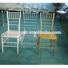 Weißharz chiavari Stuhl für Veranstaltungen