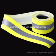 Customized Glow In The Dark 3m Solas / Marine Reflective Luminescent Tape,Reflective Tape