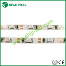 8mm pcb DC 12V 5V solid color flexible strip led lights with 3528 2835 SMD LED, RED/GREEN/BLUE/YELLOW/WHITE option