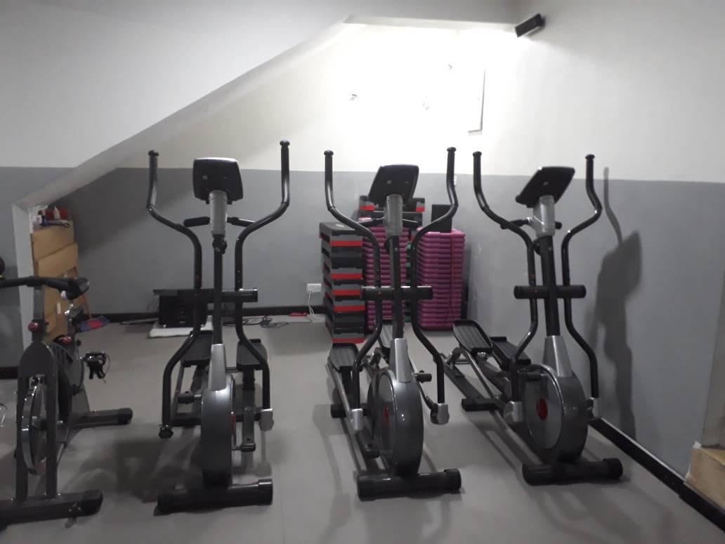 fitness equipment factory