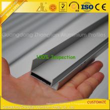Cadre solaire en aluminium anodisé avec des profils en aluminium d'extrusion