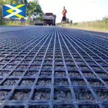 6mm concrete structures fiberglass geogrid mesh