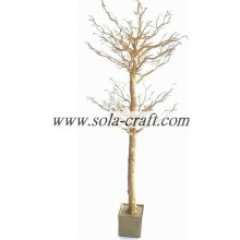 Big Wholesale 90CM Plastic Bead Tree For Table Centerpiece