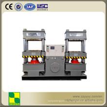 Машина для вулканизации резиновых плит