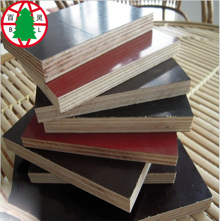 18mm+brown+film+faced+shuttering+plywood+for+construction