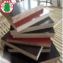 Cheap for Black Poplar Core Film Faced Plywood 13 ply formwork plywood structural plywood export to Kiribati Importers
