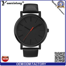 Yxl-738 Fashionable Japan Movt Quality Italian Leather Straps Timex Watches