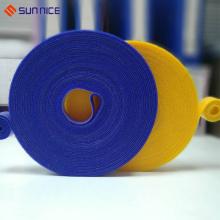 Wholesale Cheap nylon magic tape cable band