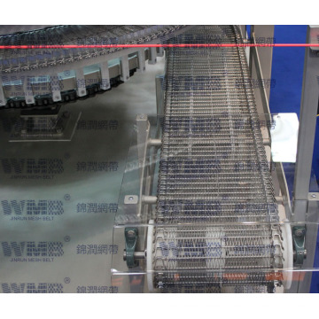 Stainless Steel Fire Resistant Conveyor Mesh Belt