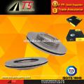 Sistema de freio manufacuture freio de disco de freio ventilado de alto desempenho freio de freio para carro da Alemanha 443615301A 443615301B