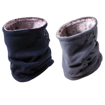 wholesale customized logo fleece mask sport neck warmer