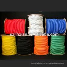 Cuerda de goma elástica