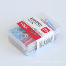 28 mm Colorful Office Plastic Paper Clip
