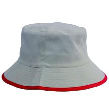 100% cotton twill custom sun bob for promotion border bucket hats men women ladies children kids summer sun hats fisherman