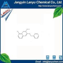7- (benciloxi) - 4 - cloro - 6 - metoxiquinolina Nº CAS: 286371 - 49 - 1