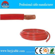 50mm2 pour la soudure ou la machine électrique Filtres Conducteur Isolation en caoutchouc / PVC