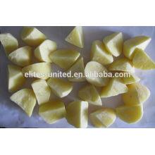 IQF congelado preços de exportação de batata de batata
