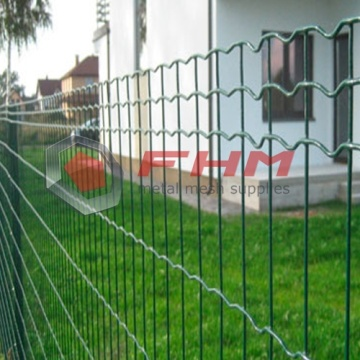 Euro Holland Zaun aus verzinktem geschweißtem Draht