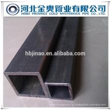 Квадратные / прямоугольные бесшовные стальные трубы / трубы фарфора производитель