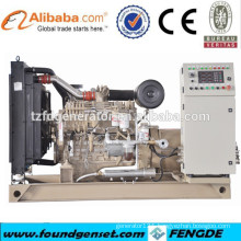 Famous manufacturer supply electric diesel power generator set 80kw