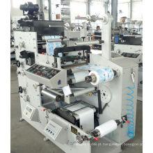 Máquina de impressão flexográfica de papel automática (AC320-2B)
