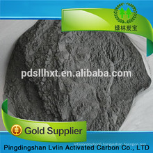 drinking water plant use wooden activated charcoal powder