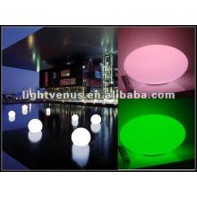 Carga de indução oval IP68 LED bola de luz