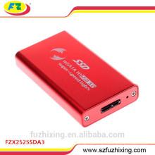 Caja de disco duro USB 3.0 HDD Enclosure 2.5 SATA