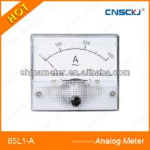 Medidor de painel de corrente de amplificador analógico 85L1-A