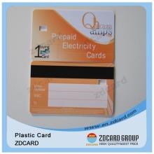 Carte prépayée Scratch Card / carte d'identité votante Format pour identification