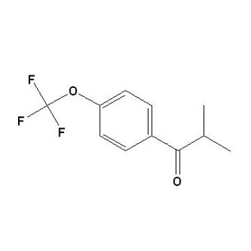 2 - metil - 1 [4- (trifluorometoxi) fenil] propan - 1 - One CAS No. 56425 - 84 - 4