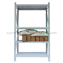 4 Tier Layer Board Height Adjustable Light Duty Storage Rack