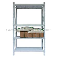 4 Tier Layer Board Altura ajustável Light Duty Storage Rack