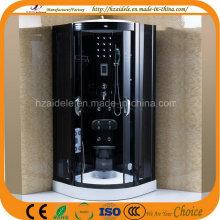 Black Glass Steam Shower Cabins (ADL-8318)