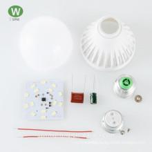 Best price led ceiling mount light skd cfl lamp parts