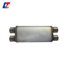 Stainless steel exhaust car muffler LT11249