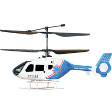 Nueve Eagles 4CH DRACO Micro Helicóptero RTF