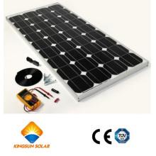 Módulos solares fotovoltaicos de alta eficiencia de 150W