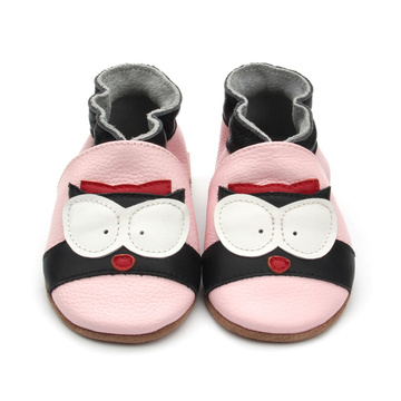 Borong Baby Soft Leather Slippers Kanak-kanak Loafers
