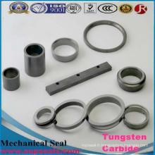 Bague d'étanchéité de carbure de Yn8tungsten / bague d'étanchéité de carbure de tungstène / rouleau de carbure cimenté dans