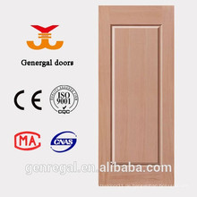 Interior billige hdf geformte Tür Design