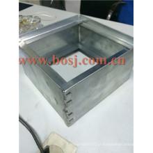 Frame de Obturador de Incêndio Fsd Frame Roll Machine Forming Fabricante Saudi