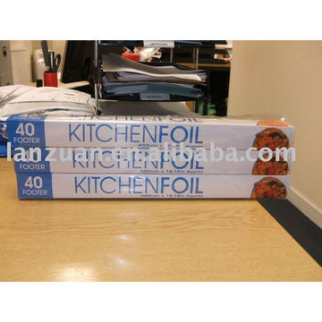kitchen foil