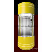 Semicírculo Standard Tipo Panorâmico Elevador